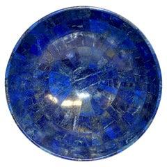 Giant Natural Lapis Lazuli Bowl