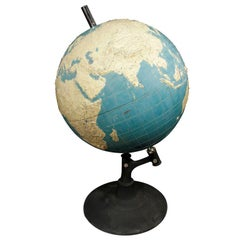 Giant  Topographical  Globe