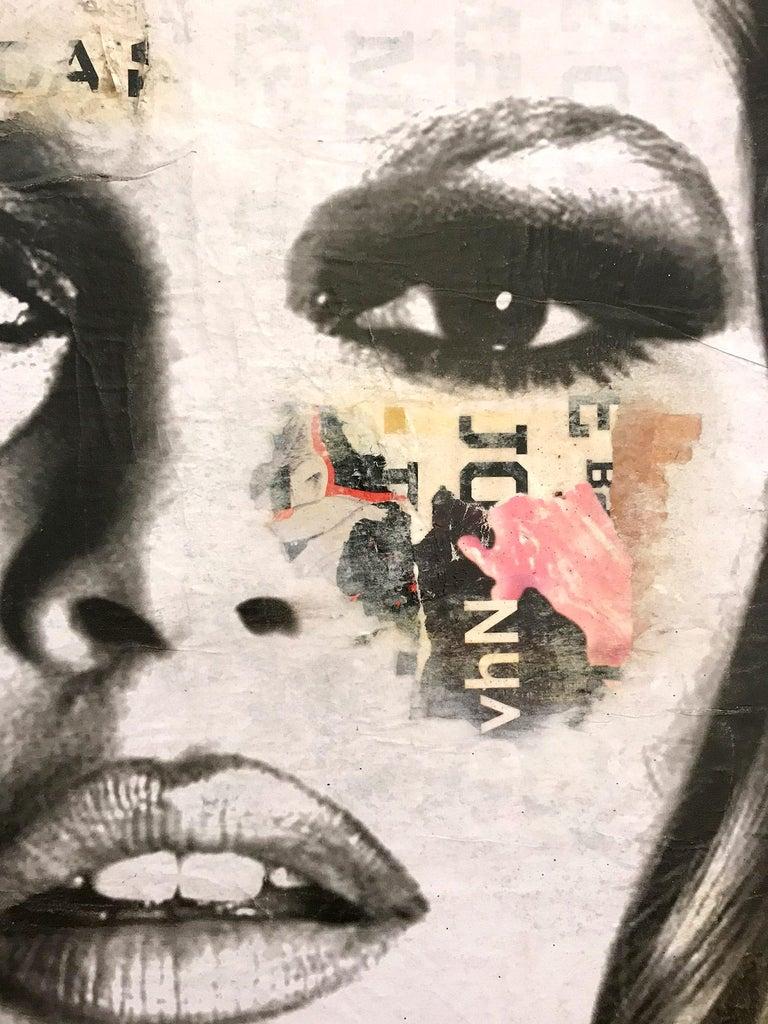 She's Your Friend, Pop Art Portrait of Brigitte Bardot For Sale 4