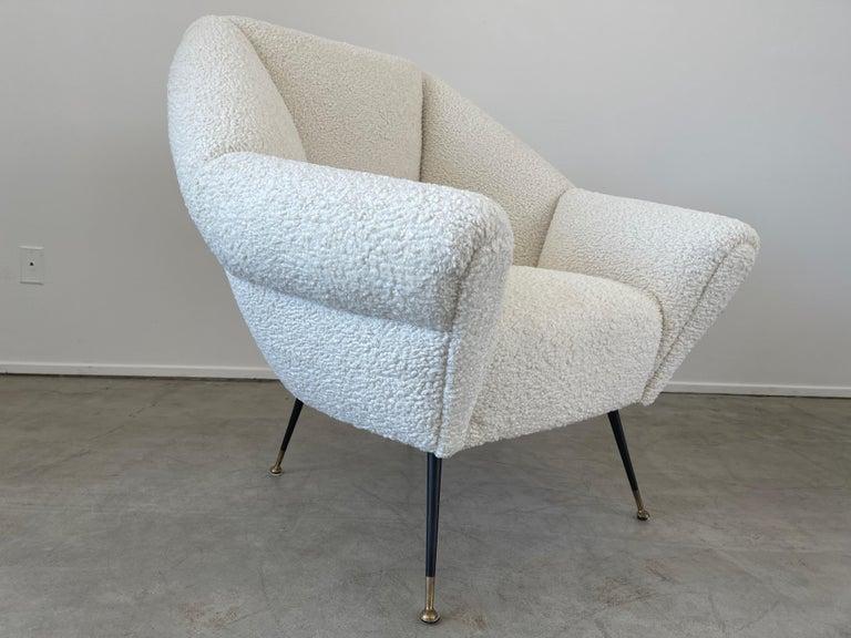 Italian Gigi Radice Attributed Chairs For Sale