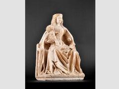 Sitting Madonna, Sedes Sapientiae