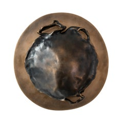 Gil Melott Bespoke Luz Sc Form 37 Bronze Sconce