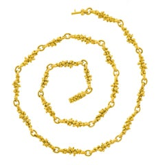 Gilbert Albert Gold Necklace