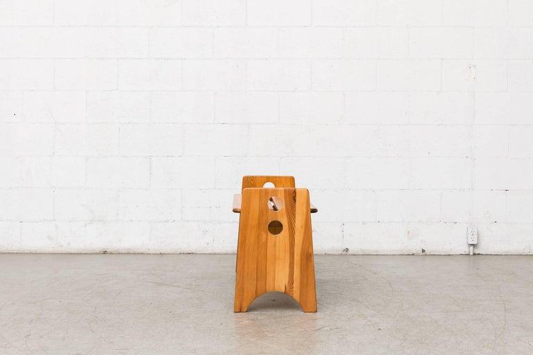 Mid-Century Modern Gilbert Marklund Bench For Sale