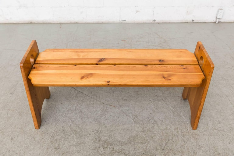 Gilbert Marklund Bench In Good Condition For Sale In Los Angeles, CA