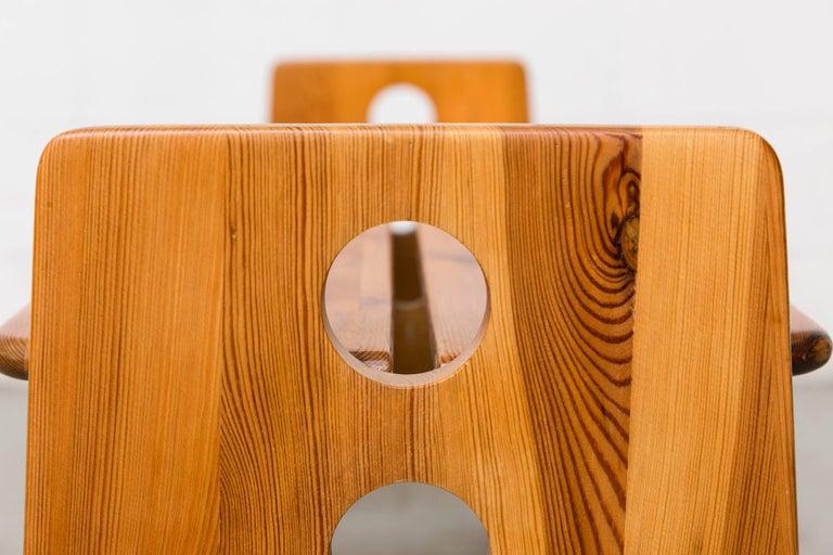 Pine Gilbert Marklund Bench For Sale