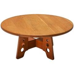 Gilbert Marklund Oak Coffee Table