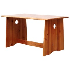 Gilbert Marklund Pine Table