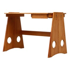 Gilbert Marklund Pine Vanity or Desk