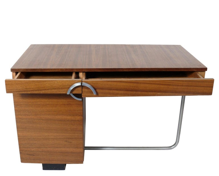 Mid-20th Century Gilbert Rohde Art Deco Desk  For Sale