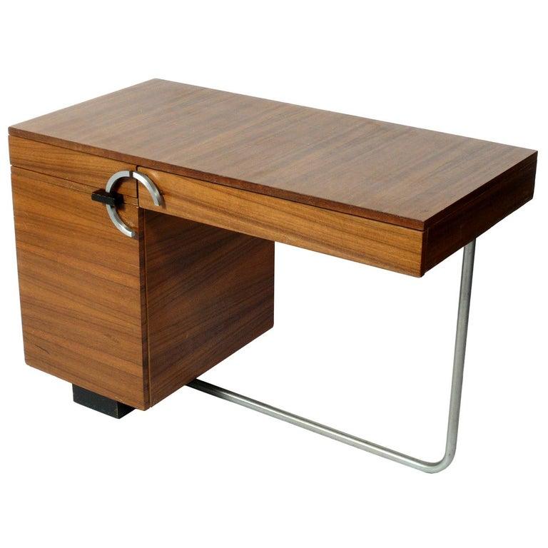 Gilbert Rohde Art Deco Desk  For Sale