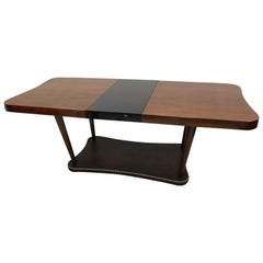 Gilbert Rohde Art Deco Paldao Dining Table for Herman Miller