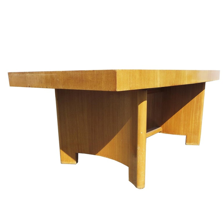 Art Deco Gilbert Rohde Dining Table for Herman Miller, 1939 For Sale