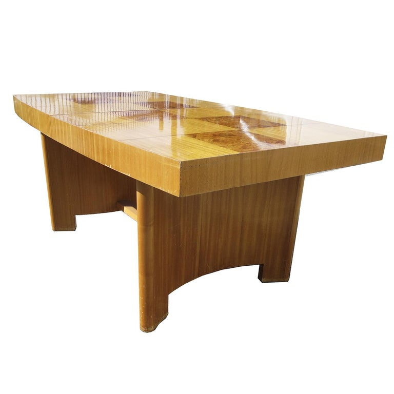 American Gilbert Rohde Dining Table for Herman Miller, 1939 For Sale