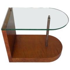 Gilbert Rohde East Indian Laurel Table