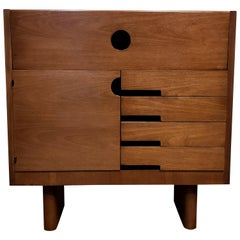 Gilbert Rohde for Herman Miller Art Deco Cabinet Secretary