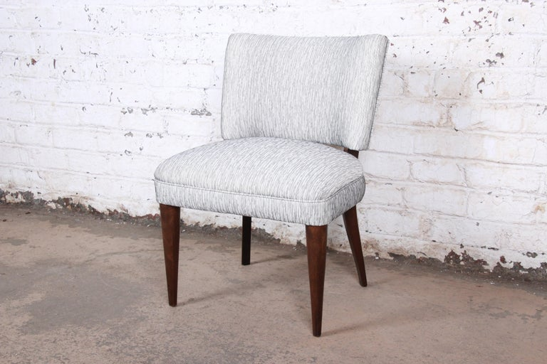 American Gilbert Rohde for Herman Miller Art Deco Dining Chairs, Fully Restored For Sale