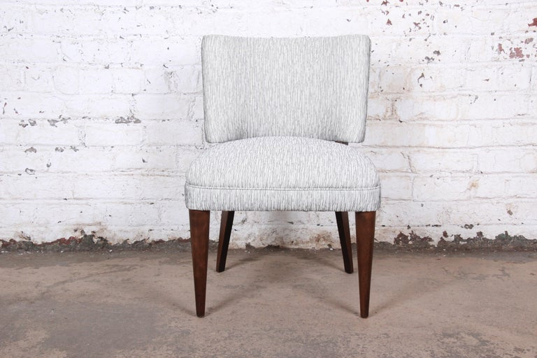 Gilbert Rohde for Herman Miller Art Deco Dining Chairs, Fully Restored In Good Condition For Sale In South Bend, IN