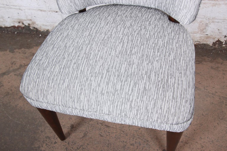 Gilbert Rohde for Herman Miller Art Deco Dining Chairs, Fully Restored For Sale 2