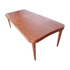 Gilbert Rohde for Herman Miller Art Deco Paldao Extension Dining Table, Restored