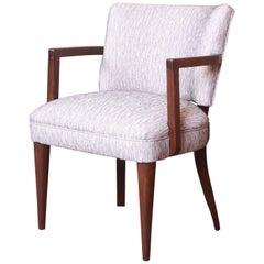 Gilbert Rohde for Herman Miller Modernist Art Deco Club Chair, Fully Restored