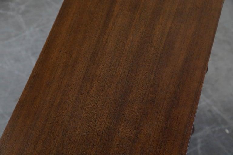 Gilbert Rohde for Herman Miller 'Paldao' Burl Dresser Cabinet, 1940s, Signed For Sale 8