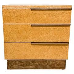 Gilbert Rohde Nightstand Small Cabinet Mid-Century Modern Art Deco