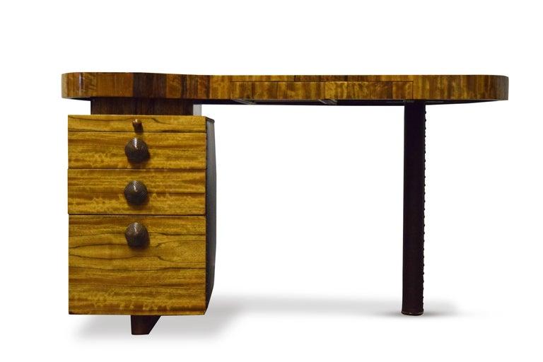 Gilbert Rohde 'Paldao' desk for Herman Miller.