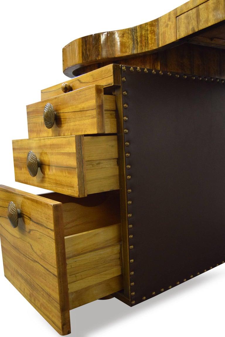 Art Deco Gilbert Rohde 'Paldao' Desk for Herman Miller For Sale