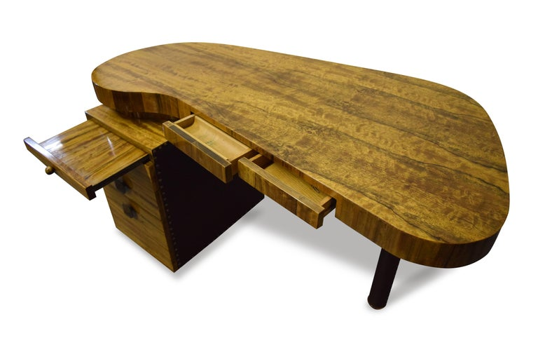 American Gilbert Rohde 'Paldao' Desk for Herman Miller For Sale