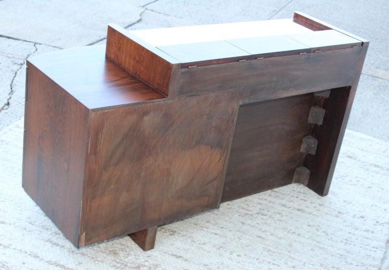 Gilbert Rohde Rosewood Vanity For Sale 8