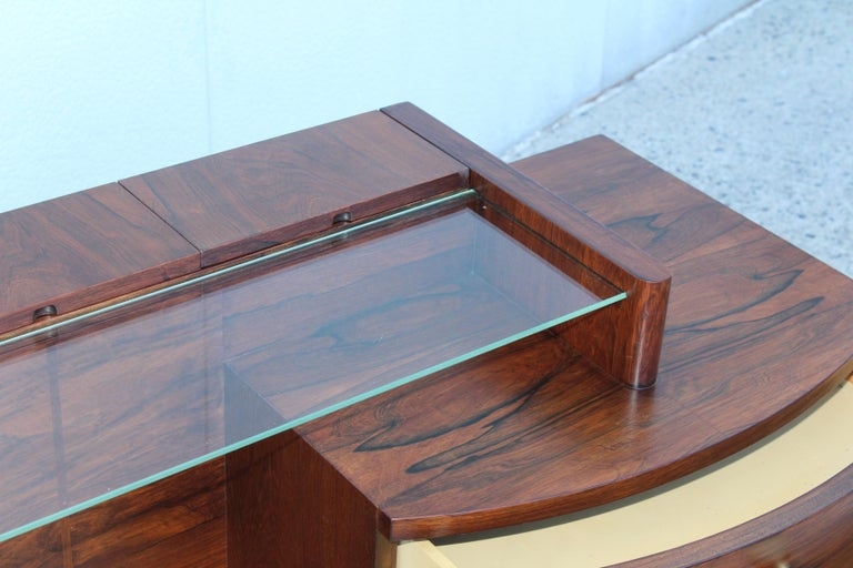 Gilbert Rohde Rosewood Vanity For Sale 12