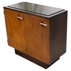 Gilbert Rohde Streamline Art Deco Cabinet Credenza Server