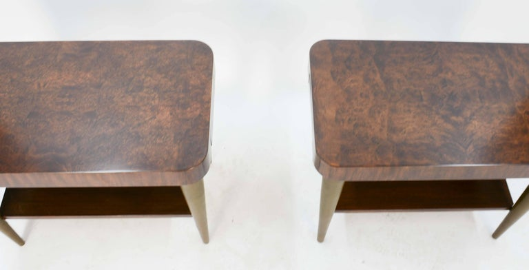 American Gilbert Rohde's Side Tables for Paldao Line for Herman Miller, 1940 For Sale