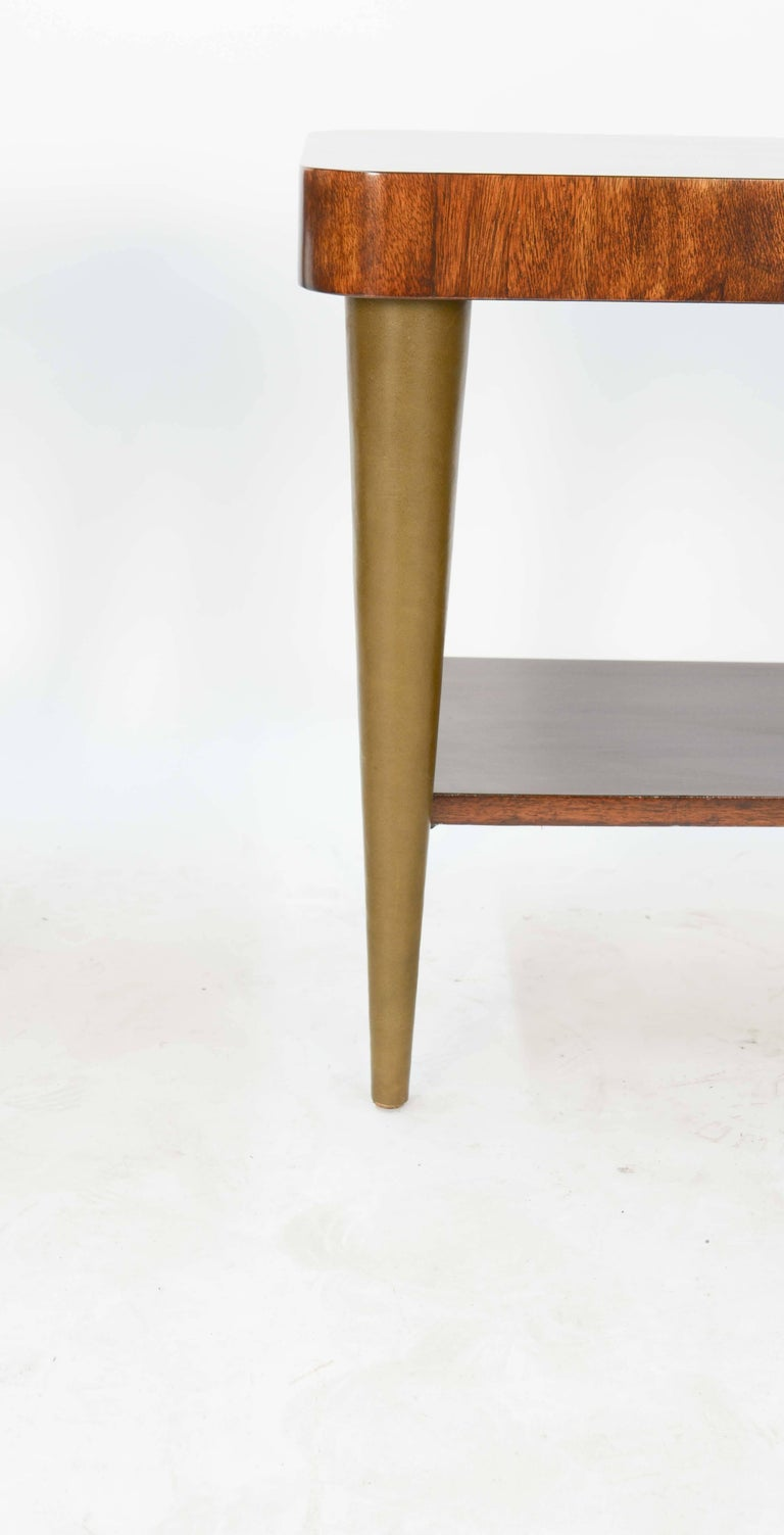 Gilbert Rohde's Side Tables for Paldao Line for Herman Miller, 1940 For Sale 1