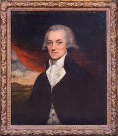 Portrait Of A Gentleman, 18th Century - American School