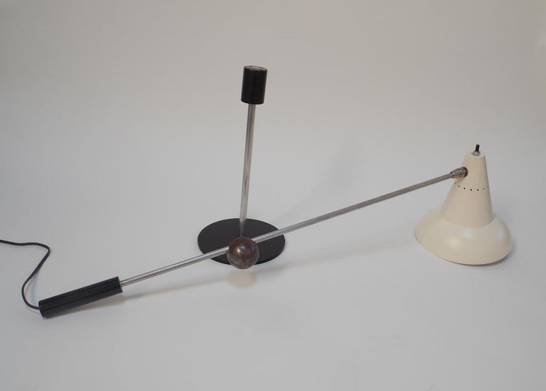 Mid-20th Century Gilbert Watrous Table Lamp For Sale