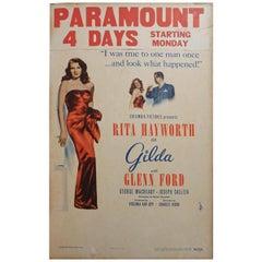 Gilda '1946' Poster
