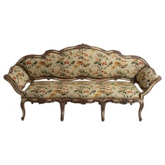 Gilded Sofa in House of Hackney Fabric