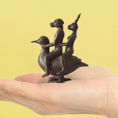 Metal Figurative Sculptures