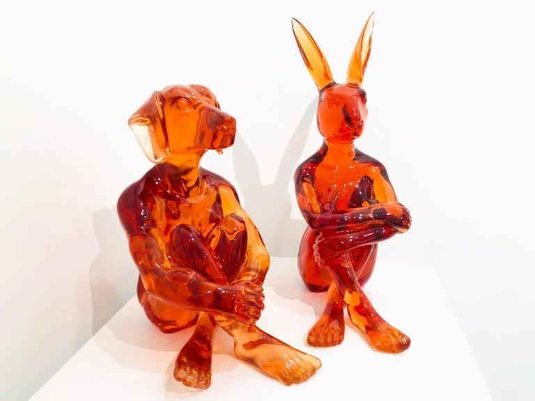 Lolly Rabbitgirl (Orange) For Sale 14