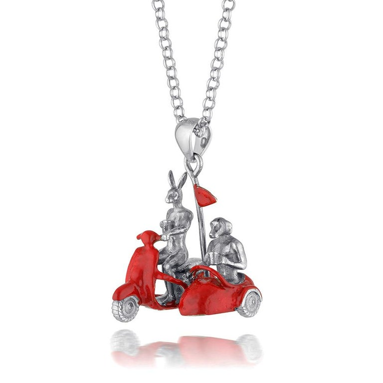 Pop Art - Sculpture - Jewellery - Gillie and Marc - Love - Side Car - Set For Sale 4