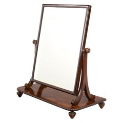 Gillows Dressing Mirror from the Regency Period