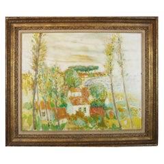 Gilmour Signed Impressionist Landscape