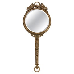 Gilt Bronze Mirror, 19th Century