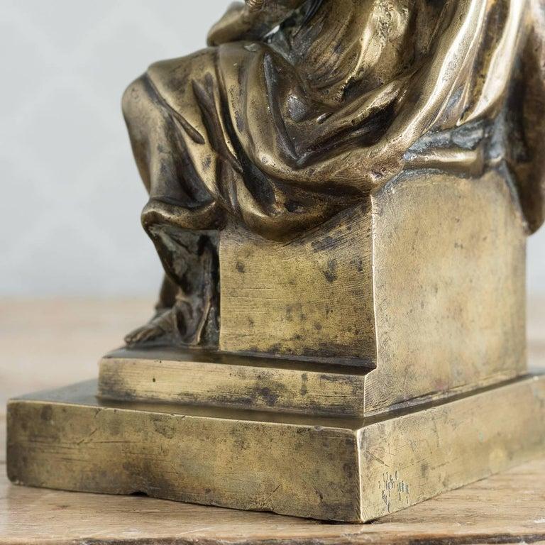 Gilt Bronze Model of Ceres For Sale 6