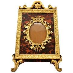 Gilt Bronze Photo Frame
