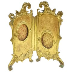 Gilt Bronze Picture Frame, 19th Century