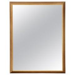 Gilt Composition Mirror