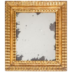 Gilt Framed Baroque Mirror